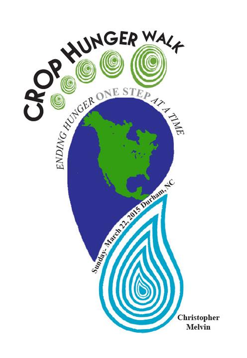 Durham CROP Hunger Logo 2015