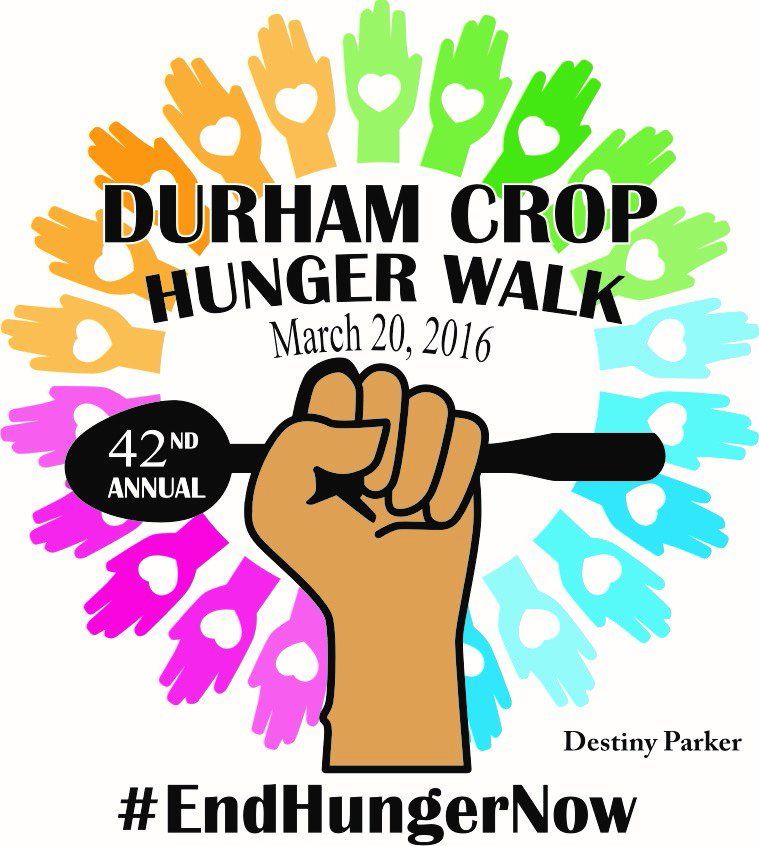 Durham CROP Hunger Walk 2016